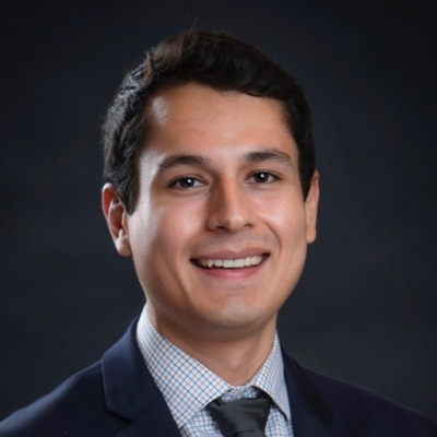 Portrait of Nick Acuna